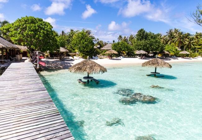 Vacanze in Polinesia