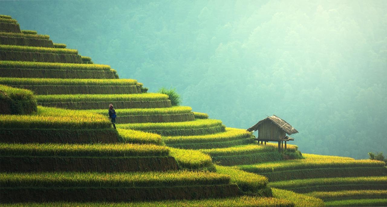 Località scenografiche in Thailandia: il villaggio di Pai.
