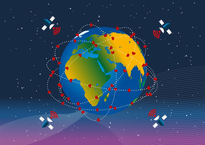 Connessione satellitare: quando è preferibile?